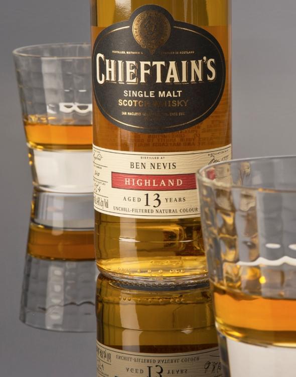 Chieftain post LR